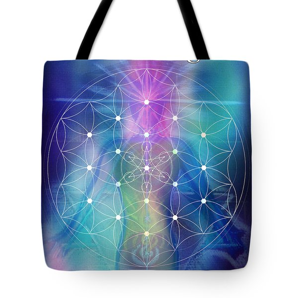 Iris Whittington Tote Bag by Ahonu