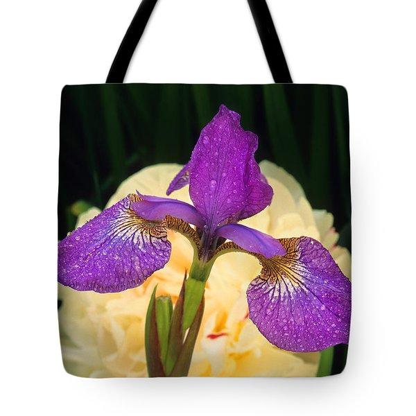 Iris Xxxv Tote Bag