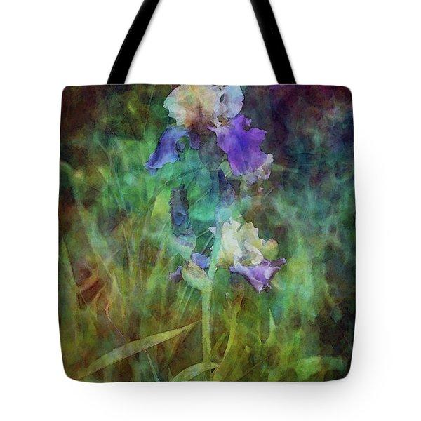 Irises 6618 Idp_3 Tote Bag