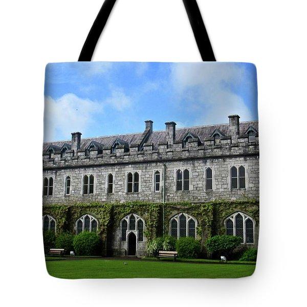 Irish Architecture Tote Bag