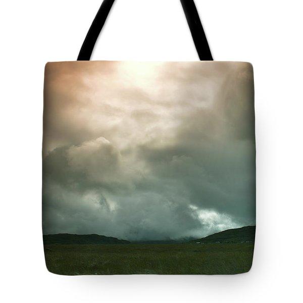 Irish Atmospherics. Tote Bag
