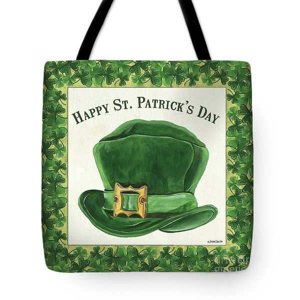 Irish Cap Tote Bag