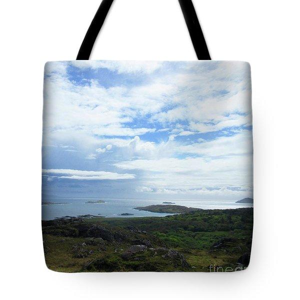 Irish Countryside 3 Tote Bag