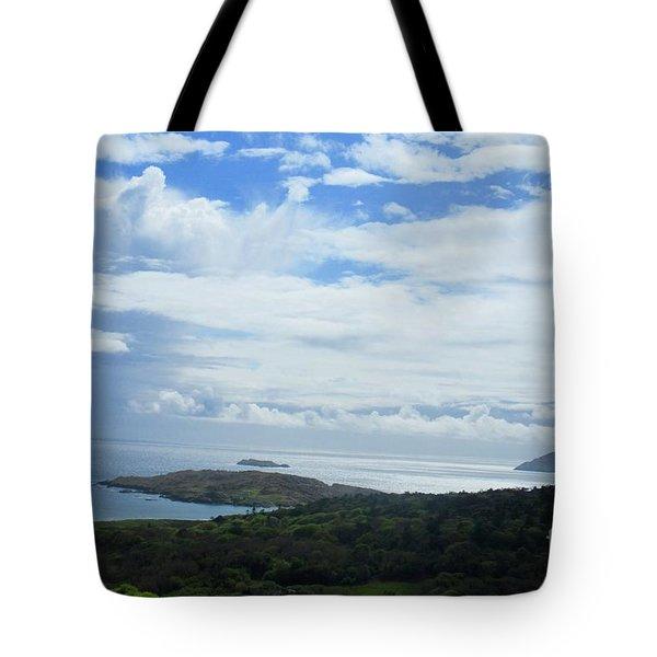 Irish Countryside 4 Tote Bag