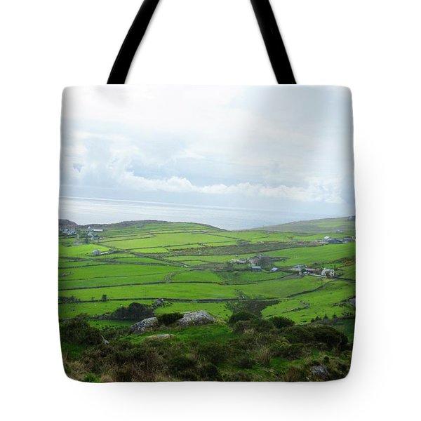 Irish Countryside 5 Tote Bag