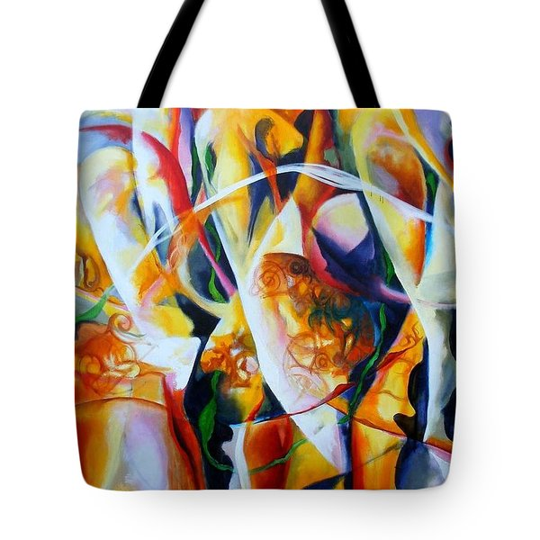 Irish Madness Tote Bag