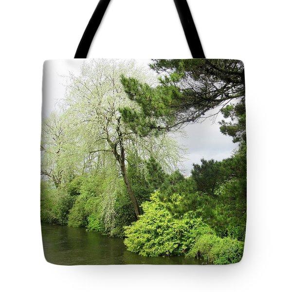 Irish River 3 Tote Bag