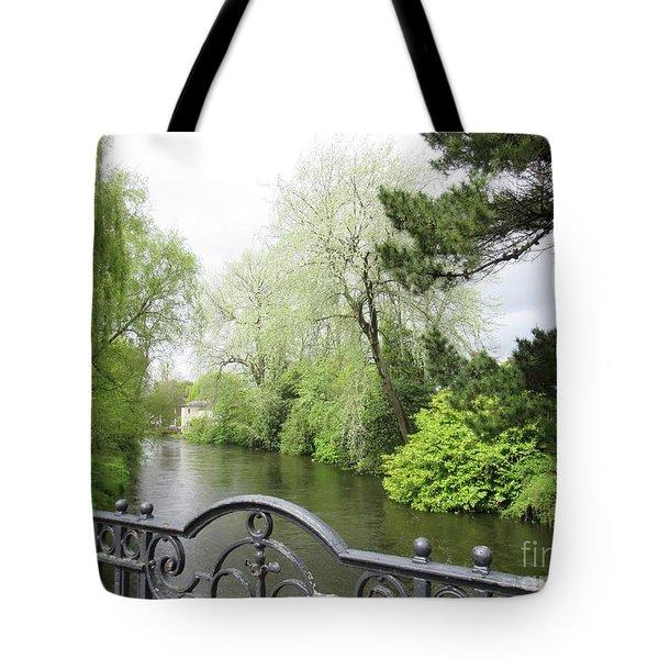 Irish River 4 Tote Bag
