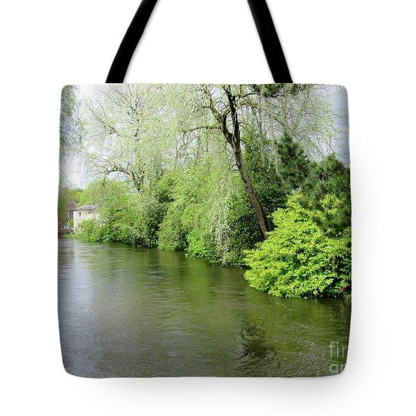 Irish River Tote Bag