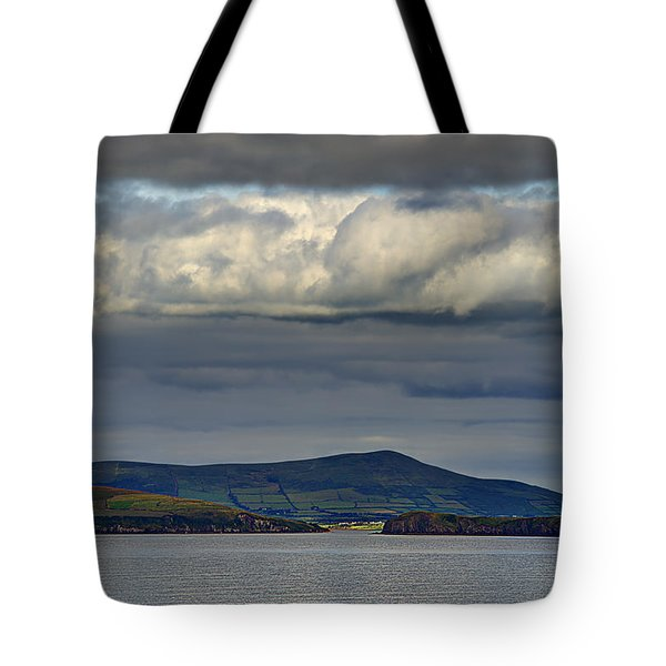 Irish Sky - Dingle Bay Tote Bag
