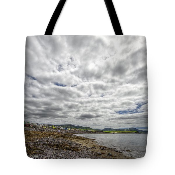 Tote Bag featuring the photograph Irish Sky - Waterville, Ring Of Kerry by Enrico Pelos