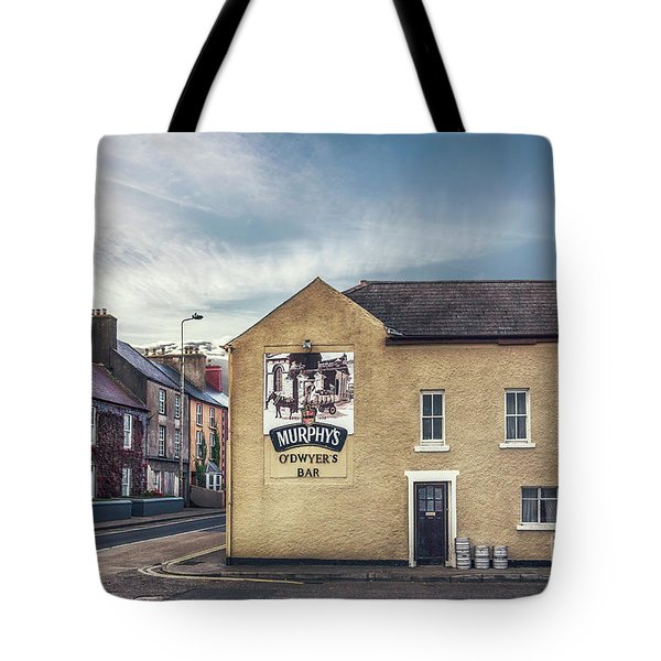 Irish Spirit Tote Bag
