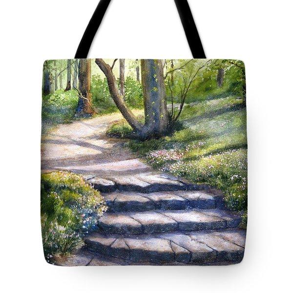 Irish Spring Tote Bag