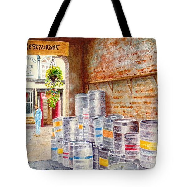 Irish Suds Tote Bag