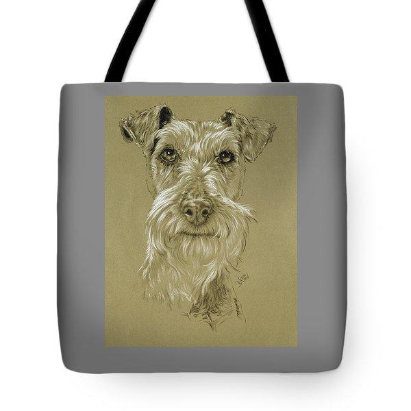 Irish Terrier Tote Bag
