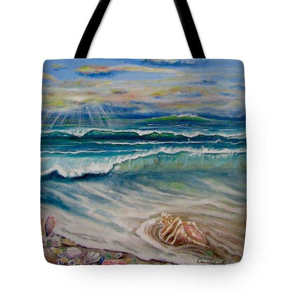 Irma's Treasure Tote Bag