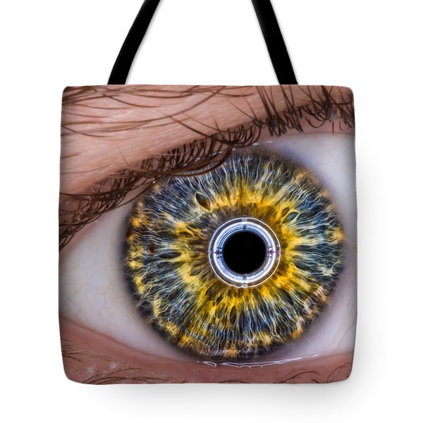 iRobot Eye v2.o Tote Bag