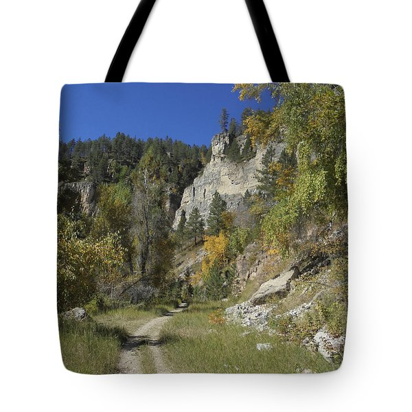 Iron Creek Tote Bag