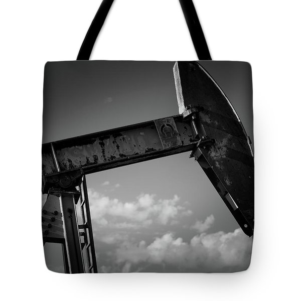 Iron Head Tote Bag