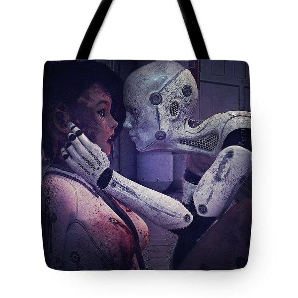 Irrelevant Tote Bag
