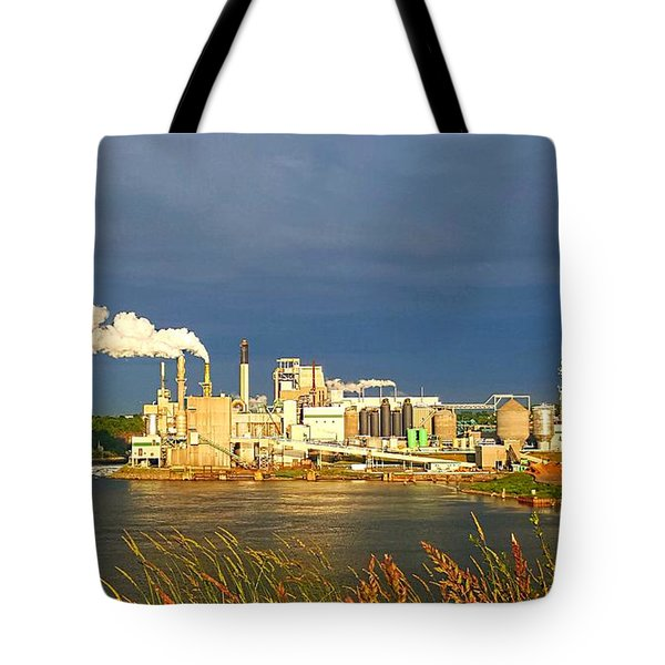 Irving Mill Tote Bag