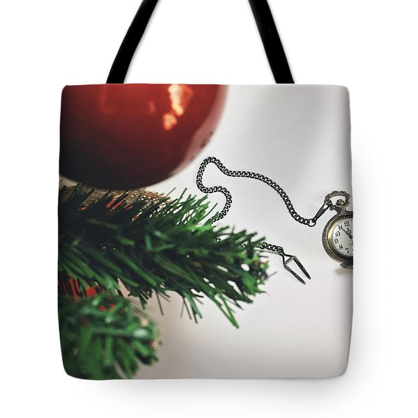Is Almost Christmas Time Tote Bag