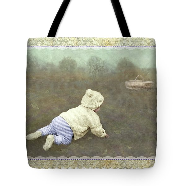 Is Bunny In The Basket? Tote Bag