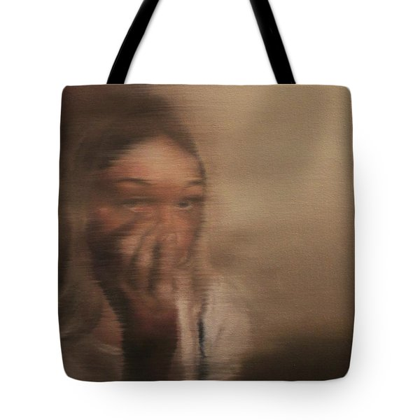 Is Everyone Looking? Tote Bag by Cherise Foster