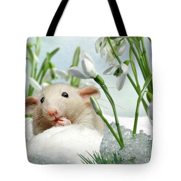 Is It Spring Yet ? Tote Bag