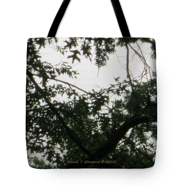 Is This My Heart? Tote Bag by Sonali Gangane