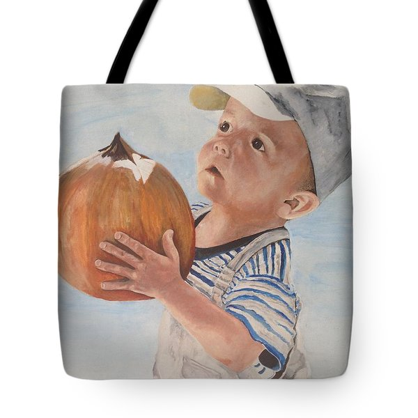 Is This Pumpkin Good? Tote Bag