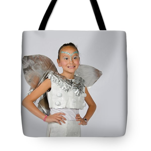 Isa In Snow Fairy Tote Bag