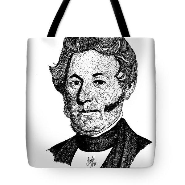 Isaac Graham Tote Bag