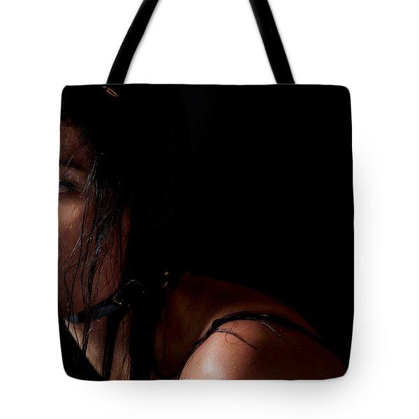Isabeli Fontana Tote Bag