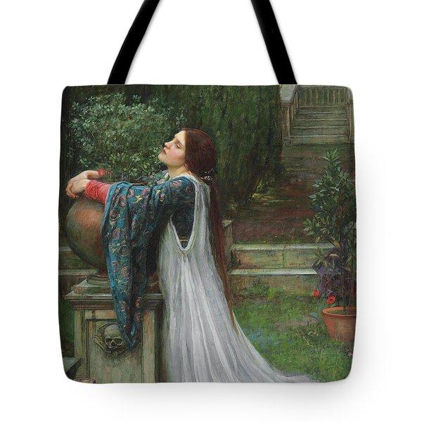 Isabella And The Pot Of Basil Tote Bag