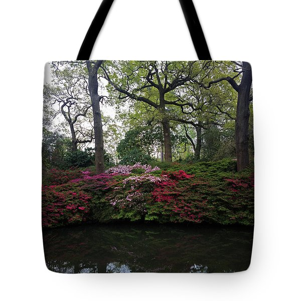 Isabella Plantation Tote Bag