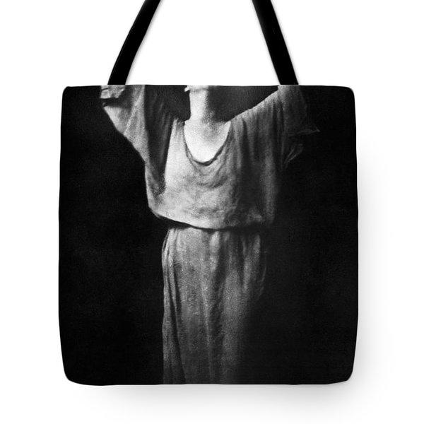 Isadora Duncan (1877-1927) Tote Bag by Granger