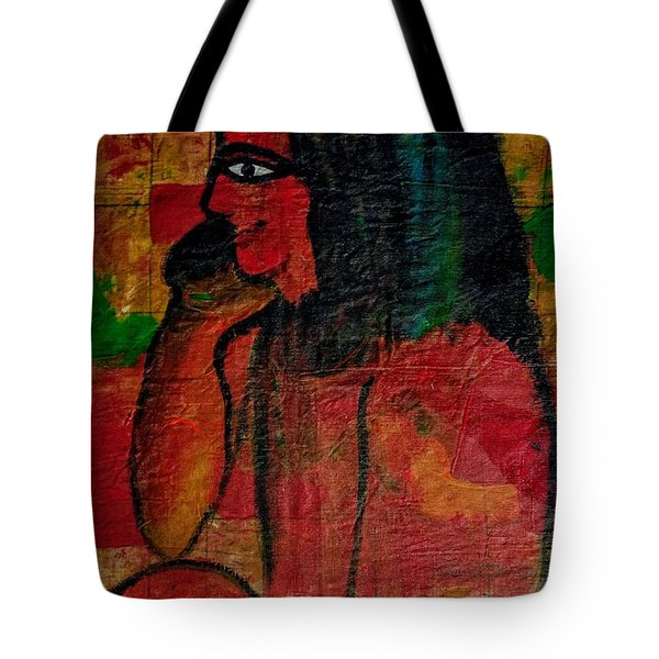 Isis, Egyption Queen Of Earth Tote Bag