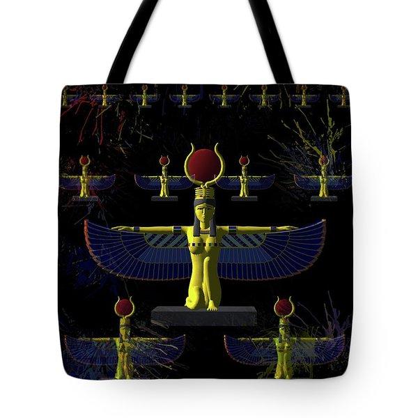 Isis - Goddess Of Egypt Tote Bag