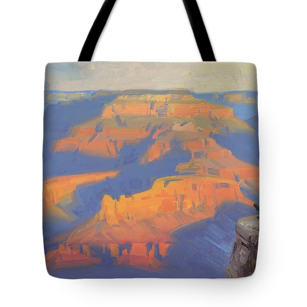 Isis In The Morning Tote Bag