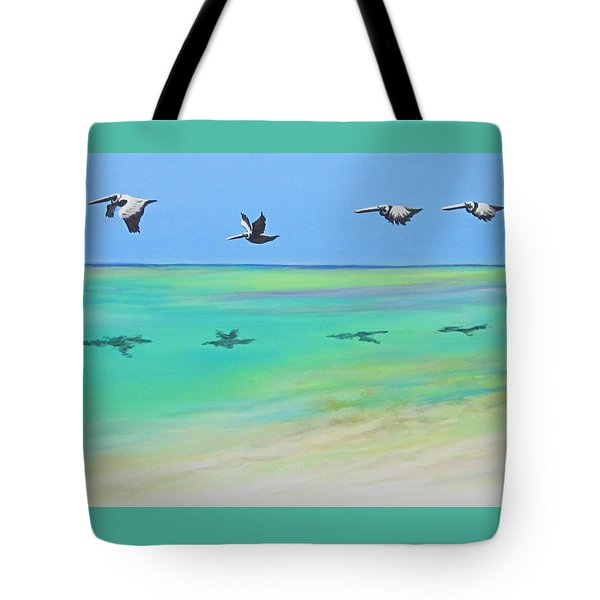 Islamorada Five Tote Bag