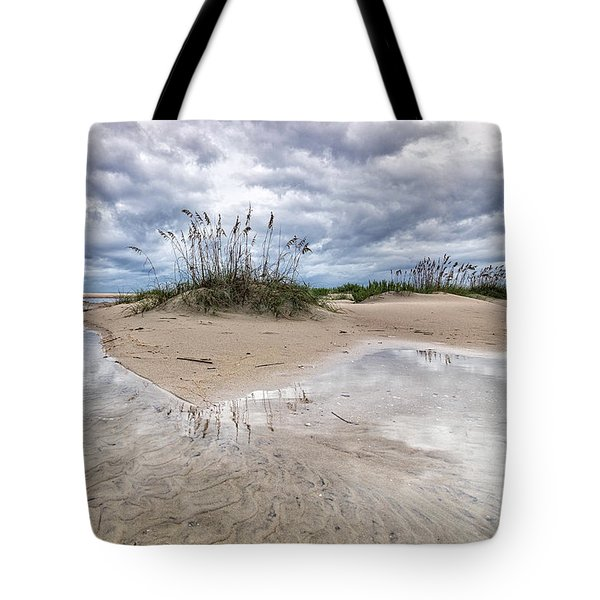 Private Island Tote Bag by Alan Raasch