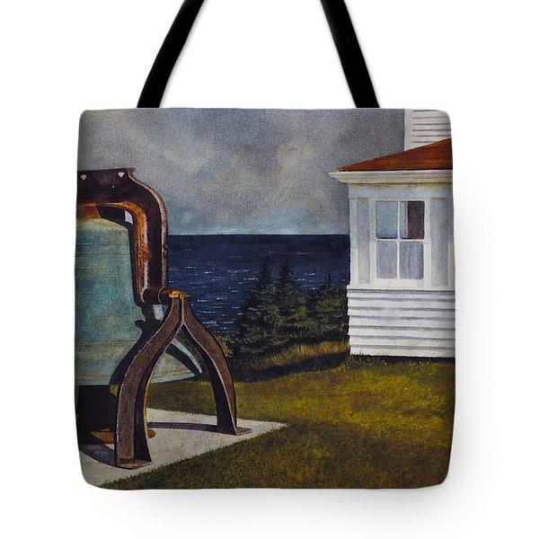 Island Bell Tote Bag