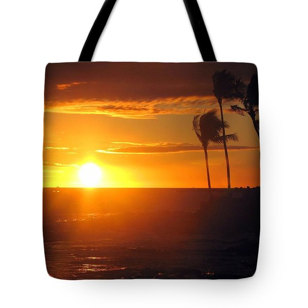 Island Breeze Tote Bag