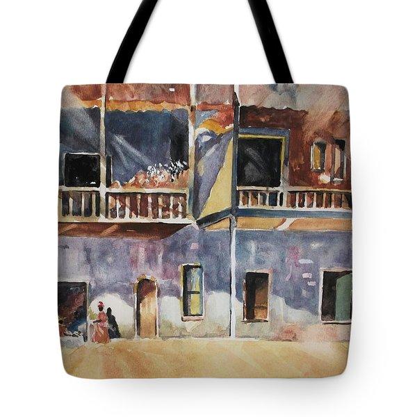 Island Community Tote Bag