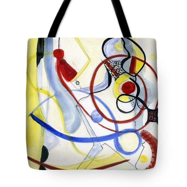 Island Days Tote Bag