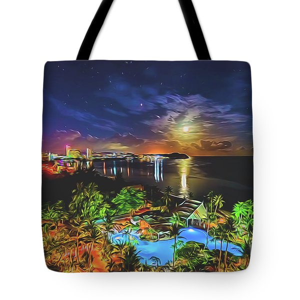 Island Dream Tote Bag