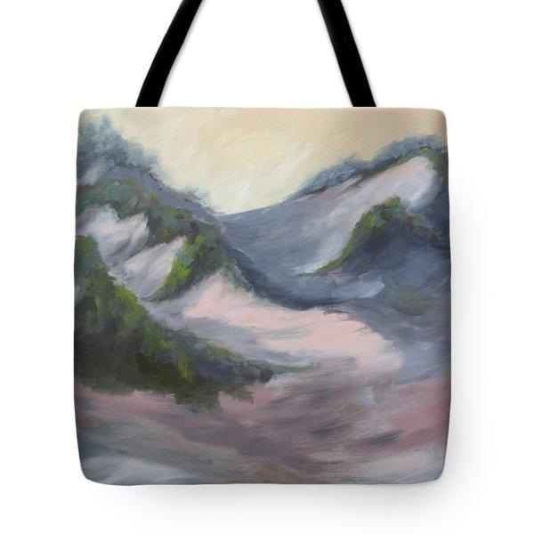 Island Dunes Tote Bag