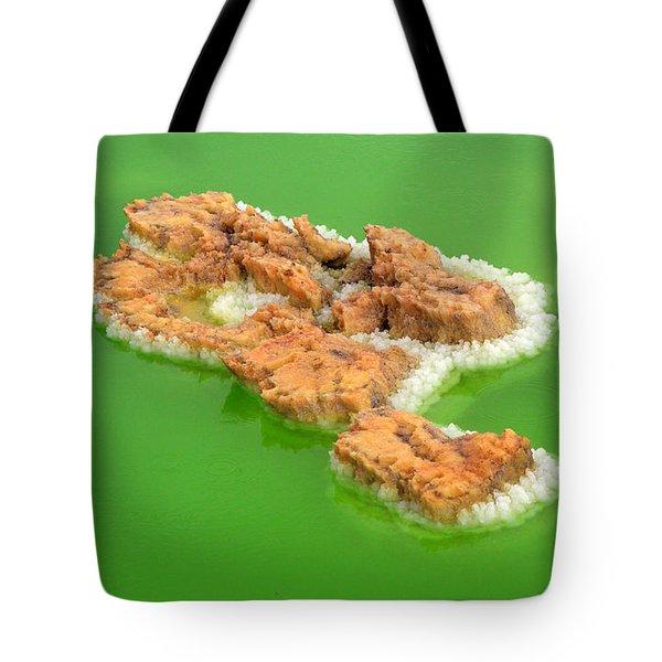 Dallol #4 Tote Bag