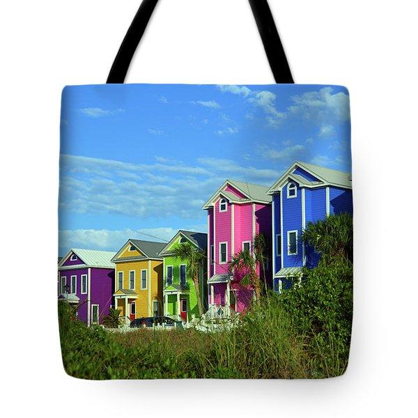 Island Ladies Tote Bag